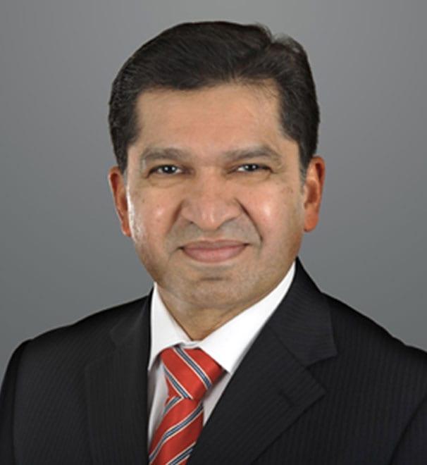 Mr Alwyn D'Souza